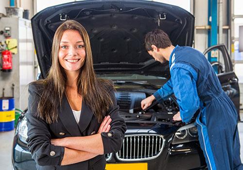 APK keuring van de auto