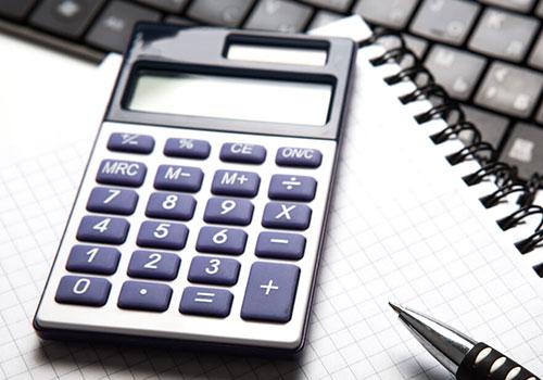 Calculatie voor auto onderhoud